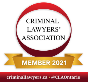 This is the logo of The Criminal Lawyer's Association similar to the Law Society of Ontario